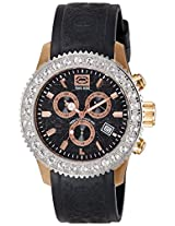 Marc Ecko Chronograph Black Dial Unisex Watch - E16587G1