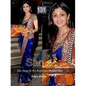 Exclusive latest designer Party Wear Saree Bollywood saree