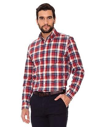 Arrow Camisa Brooke (rojo brillante)