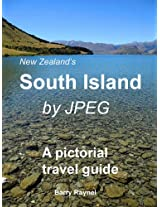 New Zealand's South Island by JPEG