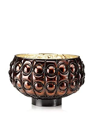 Jamie Young Arbor Bowl, Antique Chocolate