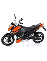 Maisto 1:18 KTM 690 Duke, Diecast Scale Model Bike