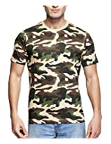 Clifton Mens Cotton T-Shirt (Aaa00013489 _Multi-Coloured _X-Large)
