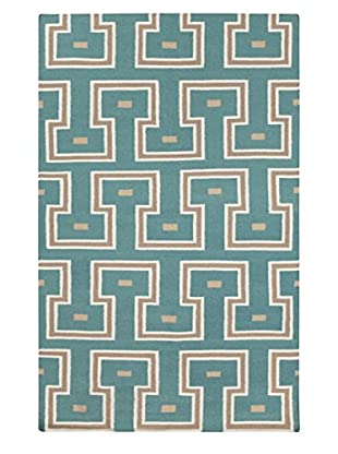 Surya Frontier Rug, Ivory/Olive, 9' x 13'