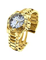 Invicta Reserve Collection Chronograph 18K Gold-Plated Men's Watch - In6257