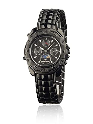 Yves Camani Reloj Platon Negro