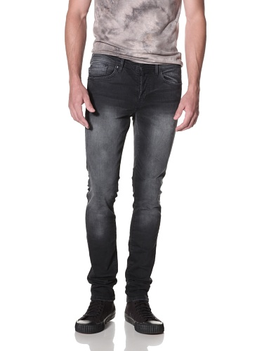 Kill City Men's Skinny Junkie Fit Jean (Midnight Blue)