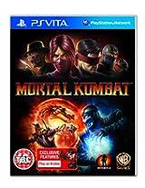 Mortal Kombat Games (PS Vita)