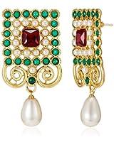Ava Drop Earrings for Women (Multi Colour) (E-VS-1903)