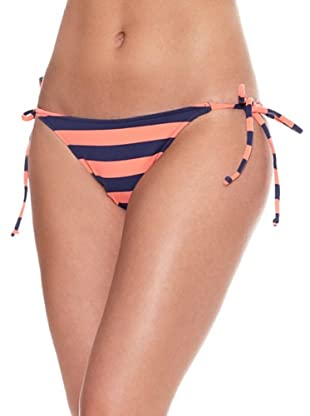 Springfield Braguita Bikini Stripes Bct (Marino / Coral)