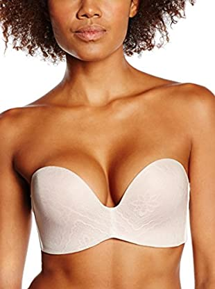 Wonderbra Sujetador Palabra de Honor Strapless Invisible