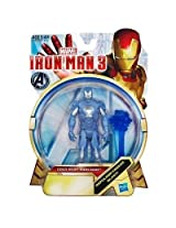 Iron Man 3 Cold Snap Iron Man 3.75 inch Action Figure