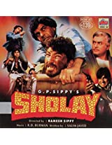 Sholay (Indian Film Soundtrack/Hindi Songs/Indian Song/Amitabh Bachchan)