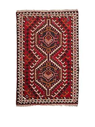 RugSense Alfombra Persian Shiraz Rojo/Multicolor 130 x 75 cm