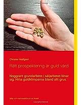 Ratt Prospektering AR Guld Vard