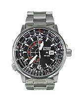 Citizen Multi-Colour Dial Analogue Watch for Unisex (BJ7010-59E)