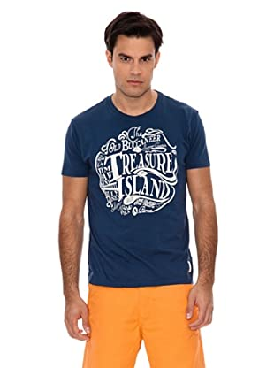 Springfield Camiseta Treasure (Azul)