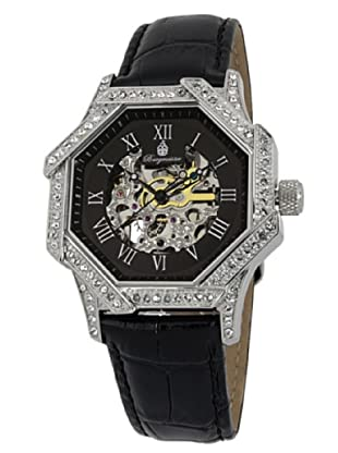 Burgmeister Damen-Armbanduhr Sydney Analog Automatik Leder BM169-122
