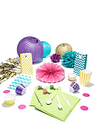 Dress My Cupcake Mardi Gras Party Box