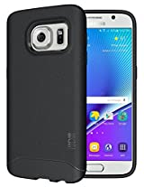 Galaxy S7 Case - TUDIA Ultra Slim Full-Matte ARCH TPU Bumper Protective Case for Samsung Galaxy S7 (Black)