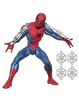 Funskool Spiderman Power Webs Rapid-Fire Web-Launchin' Spider-Man