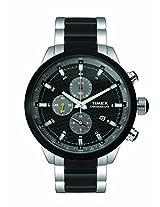 Timex Chronograph Black Dial Men's Watch - TW000Y405