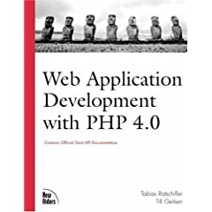 Web Application Development with PHP 4.0 (Landmark)