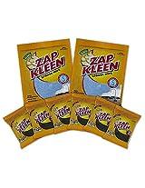 ZapKleen combo - 6 Scrub pads + 2 Sponge Wipes