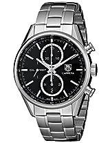 TAG Heuer Men's CAR2110.BA0724 Analog Display Swiss Automatic Silver Watch