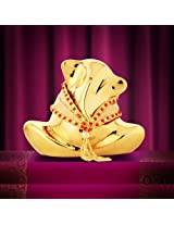 Magppie Golden Ganesha with Vastra