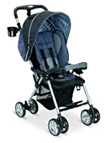 Combi Cosmo DX Lightweight Stroller, Graphite Scribble (Discontinued by Manufacturer)