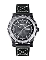 Helix Departures Analog Black Dial Men's Watch - 12HG02