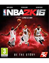 NBA 2K16 (PC Online Game Code - No Physical Disc)