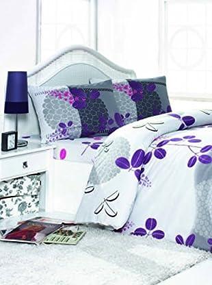 Colors Couture Bettdecke und Kissenbezug Emanuel
