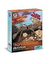 Geoworld Flying Monsters Tropeognathus Skeleton Excavation Kit