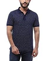 Van Heusen Men's Cotton T-Shirt