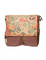 Colourful Birds and Flowers Backpack