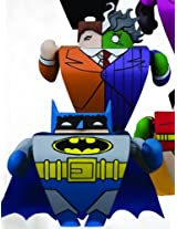 Blammoids Series 3 Classic Batman and Two Face Set