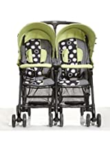 Side By Side Twin Stroller