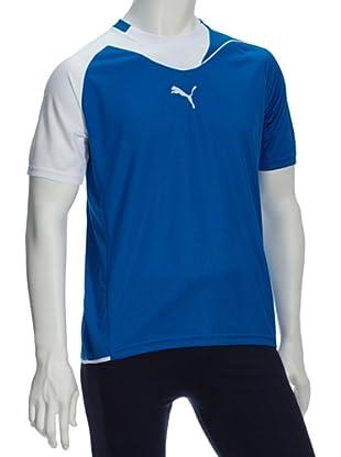 Puma T-Shirt Power Cat Handball (puma royal-white)