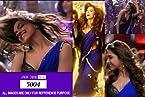 Deepika Padukone Designer Chiffon Bollywood Style Saree - D2