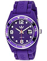 Adidas Analog Purple Dial Unisex Watch - ADH6176