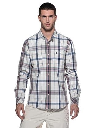 Timberland Camisa Falmouth (Rojo/Azul)
