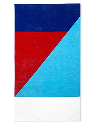 Schlossberg Luv Beach Towel, Bleu