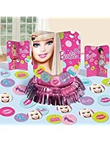 Mattel Barbie All Dolld Up Table Decorating Kit