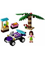 LEGO Friends Olivia s Beach Buggy