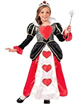 Sweetheart Queen Kids Costume