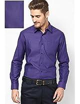 Purple Formal Shirt Arrow