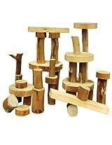 Tree Blocks - 36 pc. Set - One-of-a-Kind