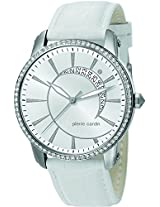 Pierre Cardin Analog White Dial Women's Watch - PC105692F05